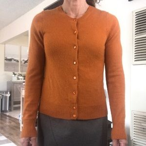 100% cashmere sweater JCrew